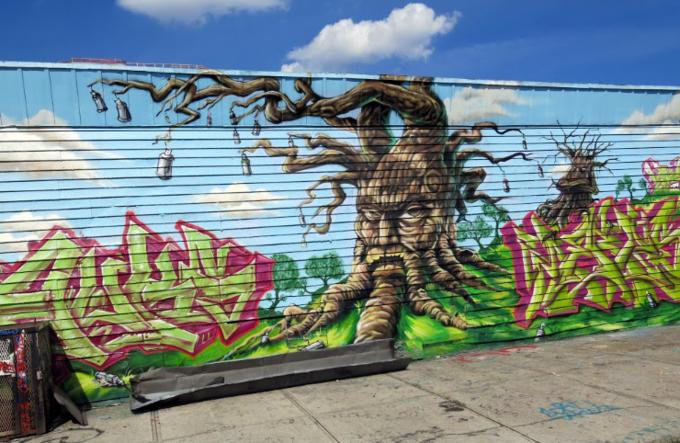 Google Street Art: Онлайн-музей граффити под открытым небом. Изображение № 32.