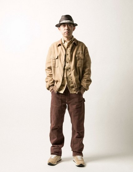 Японская марка Human Made опубликовала лукбук весенней коллекции одежды. Изображение № 16.