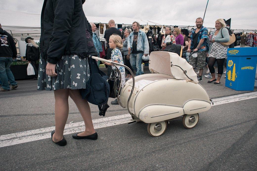 Как шведские поклонники рокабилли превратились в самостоятельную субкультуру. Изображение № 9.