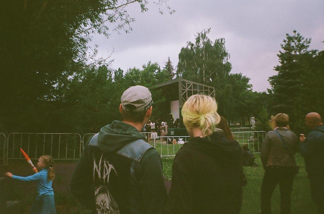 Парк-лайв: Фоторепортаж с фестиваля Матрошка. Изображение № 8.