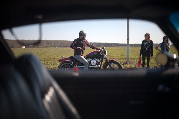 Easy Ride: Премьера первого видео о путешествии на мотоциклах. Изображение № 12.