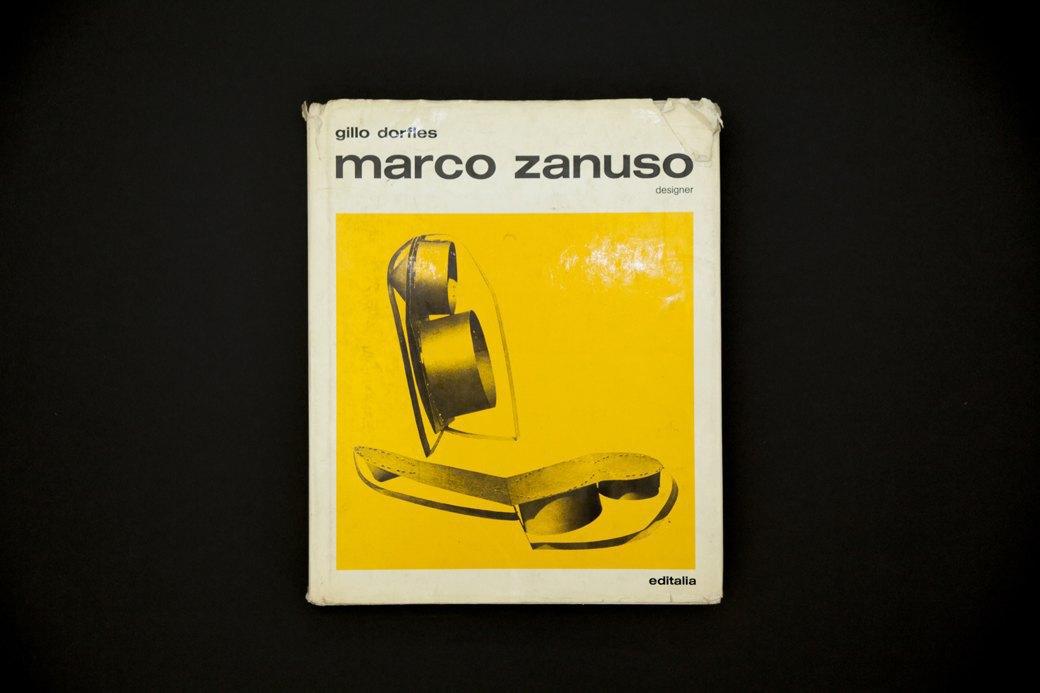 Библиотека мастерской: Собрание работ дизайнера Марко Дзанузо. Изображение № 1.