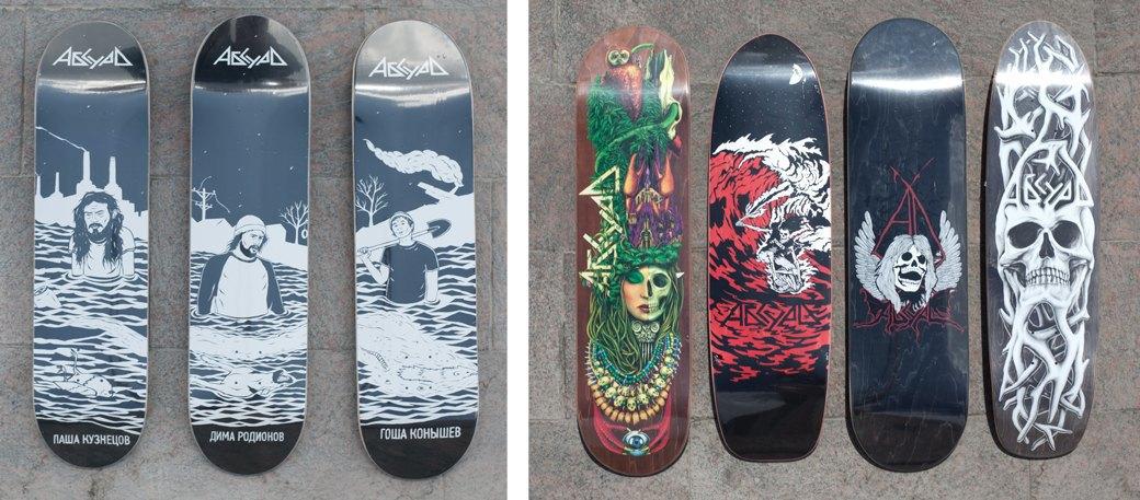 5 российских марок скейтов рассказывают о своем деле. Изображение № 2.