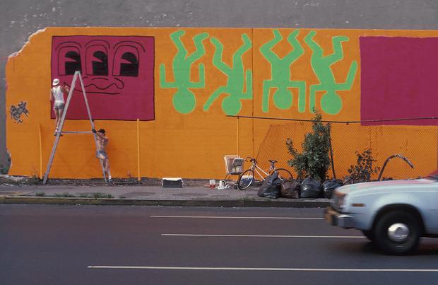 «Боюсь, что однажды проснусь и не смогу рисовать»: Последнее интервью граффити-легенды Кита Харинга. Изображение № 7.