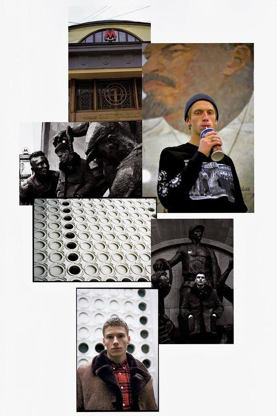 Марка Supreme опубликовала новый эдиториал, снятый в России . Изображение № 4.