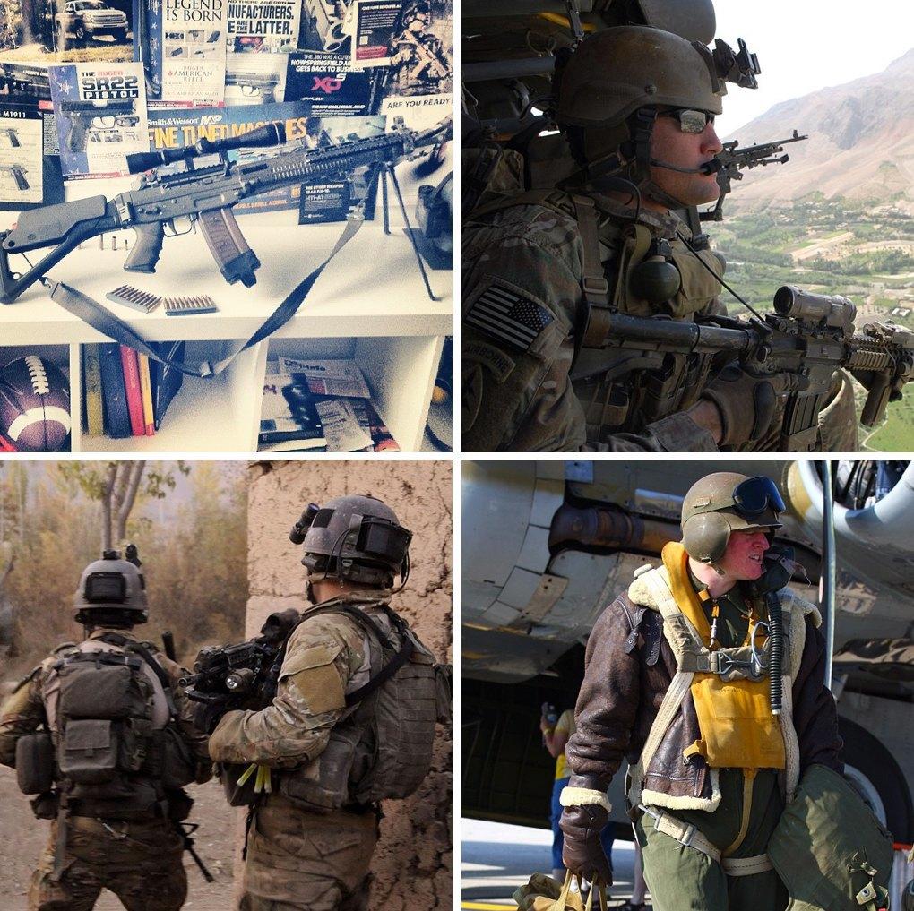 Что публикуют в своих Instagram военные разных стран. Изображение № 5.
