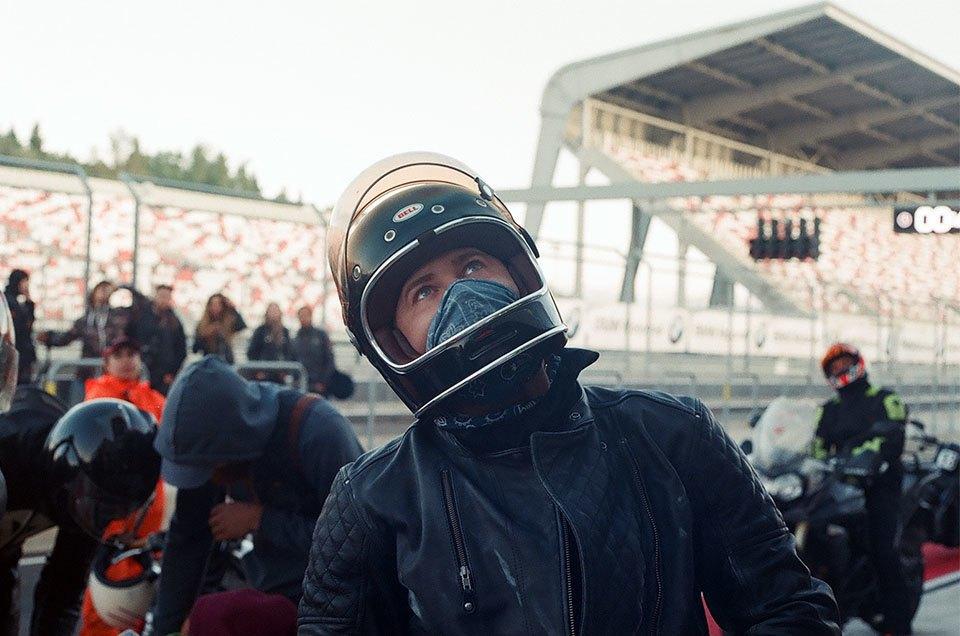 Фоторепортаж с гонки кастомных мотоциклов Nuts & Bolts. Изображение № 18.