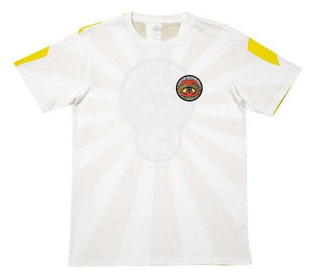 Марка Stussy и японский художник Кейичи Танами выпустили совместную коллекцию футболок. Изображение № 4.