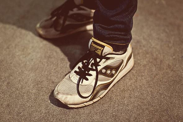 Фоторепортаж: 50 мужских кроссовок на выставке Faces & Laces. Изображение № 33.