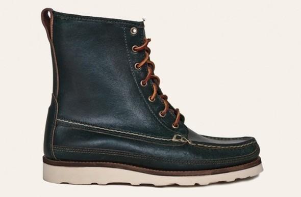 Весенняя коллекция обуви марки Oak Street Bootmakers. Изображение № 5.