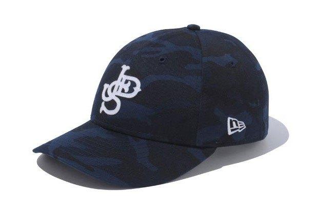 Марка New Era представила совместную с другими брендами коллекцию кепок. Изображение № 15.