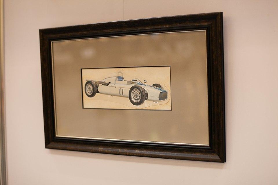 Машина времени: Лучшие экземпляры автовыставки «Олдтаймер». Изображение № 26.