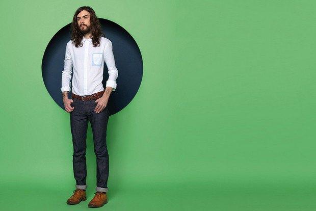 Французская марка Sixpack опубликовала лукбук весенней коллекции одежды. Изображение № 16.