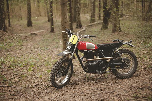 Репортаж со съемок тест-драйва мотоцикла Kawarna. Изображение № 25.