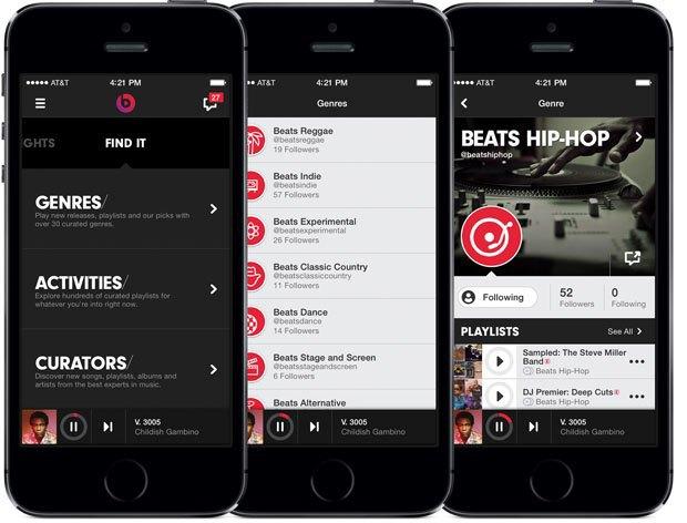 Компания Beats запустит собственный музыкальный сервис. Изображение № 1.