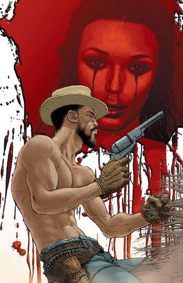 Вышли комиксы по фильму Тарантино «Джанго освобожденный». Изображение № 10.