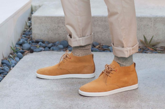 Марка Clae выпустила весеннюю коллекцию обуви. Изображение № 3.