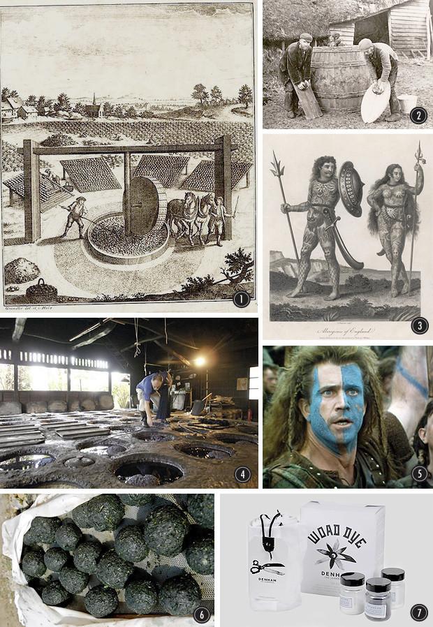 Оттенки синего: Все об индиго и вайде —двух известных благородных красителях. Изображение № 11.