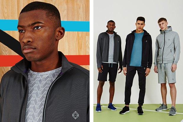 Марка Topman запустила дебютную линейку спортивной одежды. Изображение № 3.