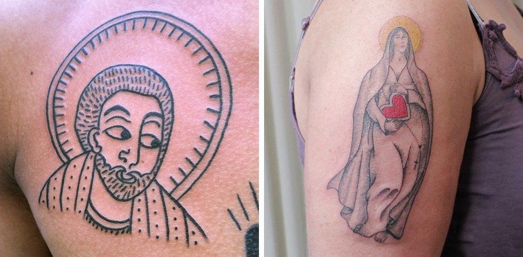 10 главных символов современной татуировки. Изображение № 7.