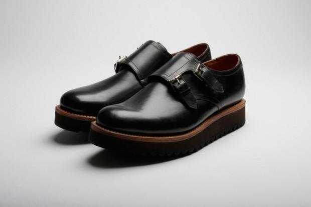 Марка Grenson выпустила осеннюю коллекцию обуви. Изображение № 7.