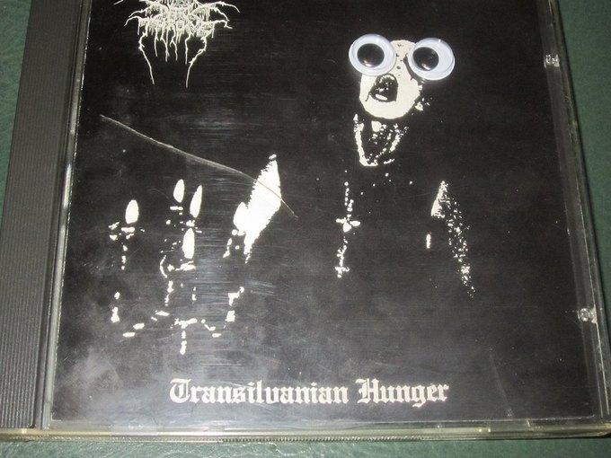 Metal Albums with Googly Eyes: Блог смешного кастомайзинга альбомов тяжёлой музыки. Изображение № 14.
