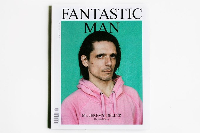 Роспечать: 15 журналов о мужском стиле, которые можно купить в Москве. Изображение № 32.