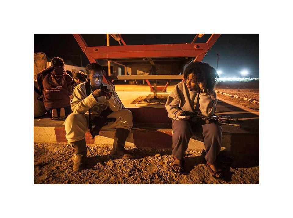 Фотопроект: Как служат женщины в армии Израиля. Изображение № 5.