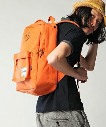 Марки Herschel и Beams выпустили совместную коллекцию рюкзаков. Изображение № 5.
