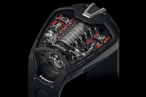 Швейцарская компания представила часы с рекордным запасом хода. Изображение № 1.