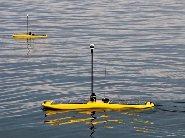 Плавучий робот добрался от берегов Америки до Австралии. Изображение № 2.