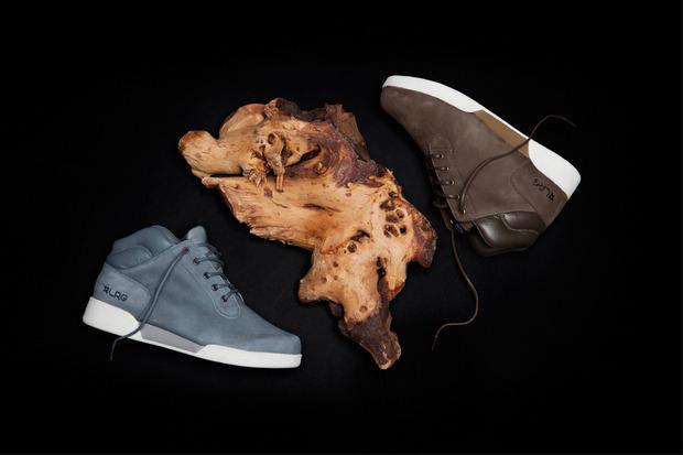 Марка LRG выпустила свою первую коллекцию обуви. Изображение № 2.