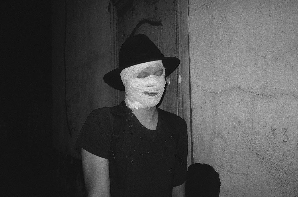 Фоторепортаж: «Замес» в клубе «Смена». Изображение № 9.