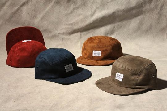 Новая коллекция кепок марки Norse Projects. Изображение № 2.