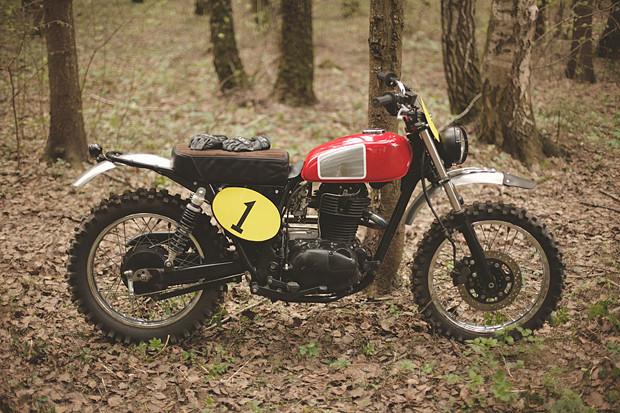 Репортаж со съемок тест-драйва мотоцикла Kawarna. Изображение № 2.