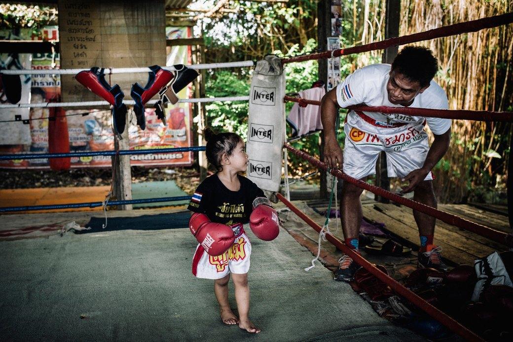 Бокс против нищеты: Как тайские подростки находят спасение от бедности на ринге. Изображение № 5.