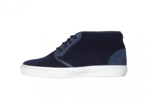 Итальянские марки Stone Island и Diemme представили совместную коллекцию обуви. Изображение № 9.