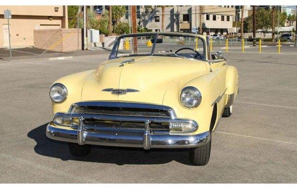 Chevrolet Styleline Стива Маккуина выставили на аукцион. Изображение № 4.
