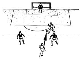 Пять шагов, как приучить девушку смотреть футбол. Изображение №3.