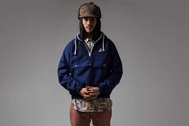 Марка Garbstore опубликовала лукбук весенней коллекции одежды. Изображение № 10.