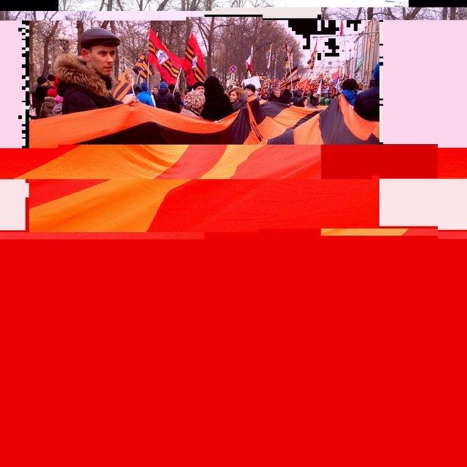 Как я сходил на митинг «Антимайдана» и получил кислотную интоксикацию. Изображение № 7.
