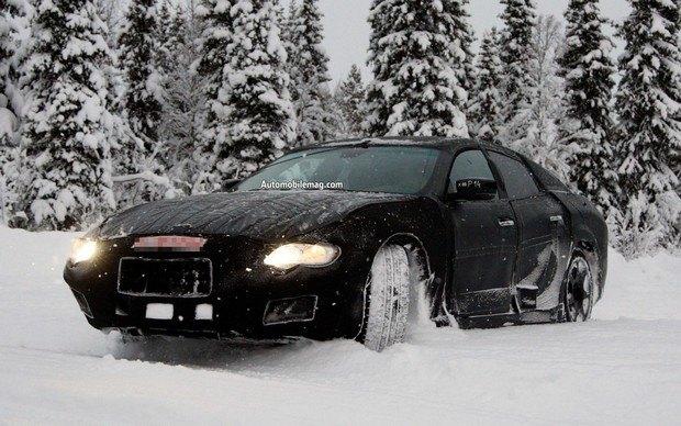 Maserati Ghibli. Изображение № 1.