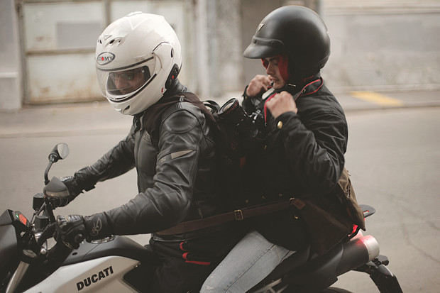 Репортаж со съемок тест-драйва мотоцикла Kawarna. Изображение № 5.