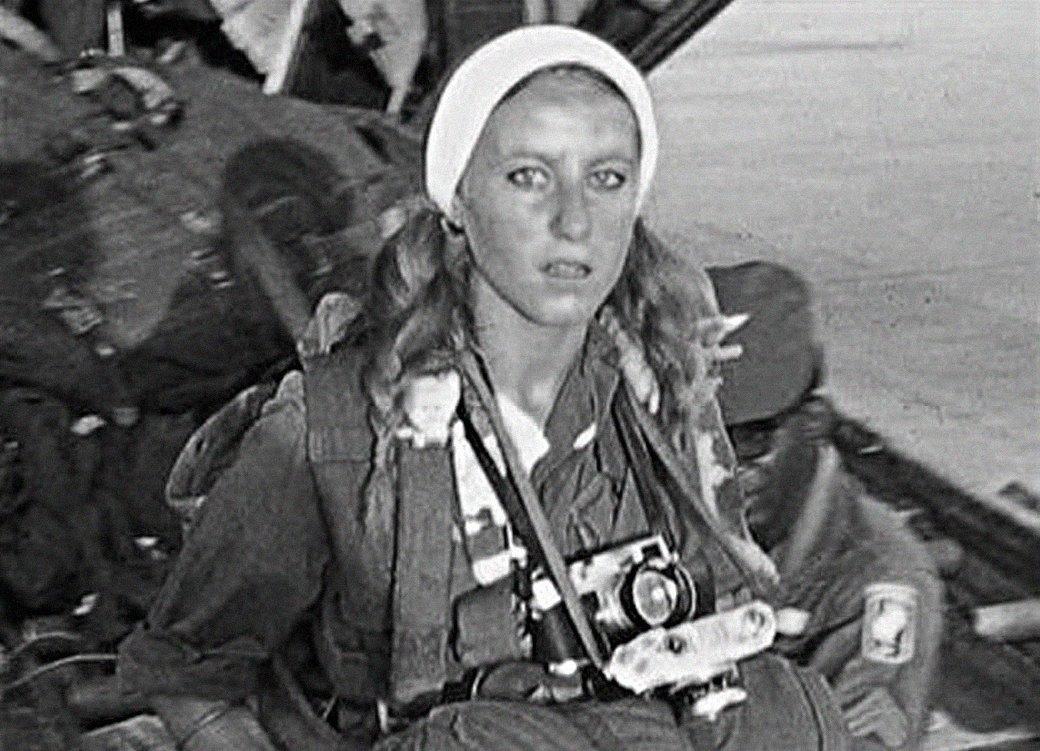 Особый взгляд: 7 женщин-военных фотографов. Изображение № 18.