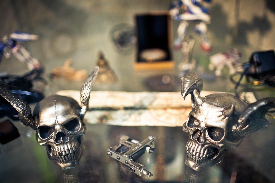 Бьет — значит любит: Старейшие татуировщики Москвы и их лучшие работы. Изображение № 5.