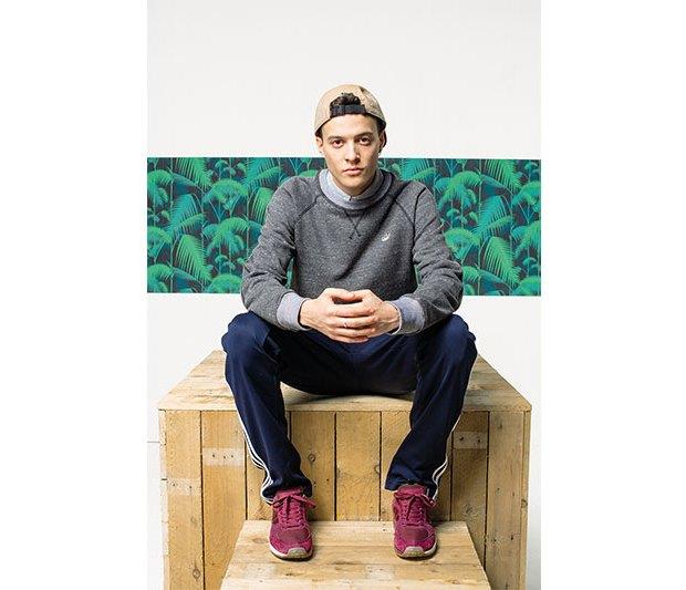Марка Adidas Originals опубликовала осенний лукбук. Изображение № 13.