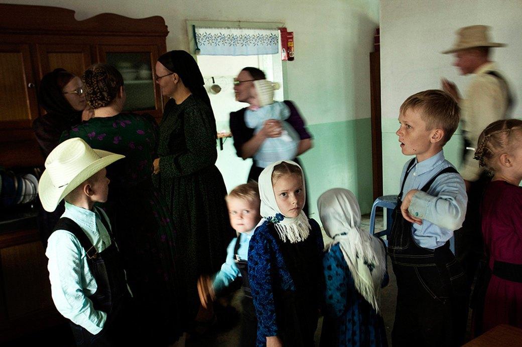 Фотопроект: Как живёт коммуна религиозных фундаменталистов. Изображение № 11.
