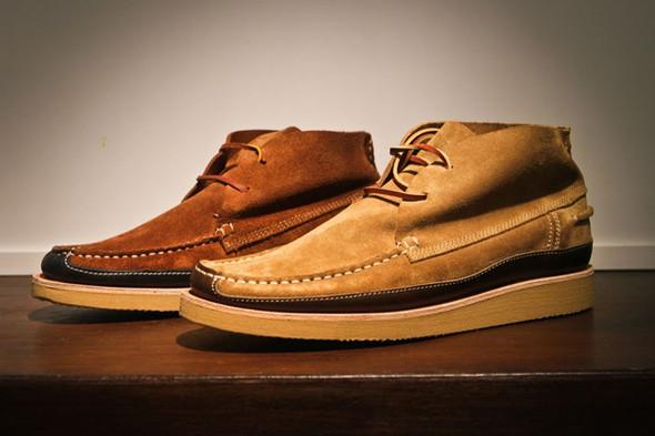 Новая коллекция обуви марки Hudson. Изображение № 3.