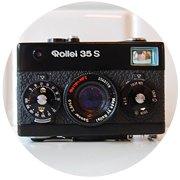 Находка недели: Компактная фотокамера Rollei 35. Изображение № 5.