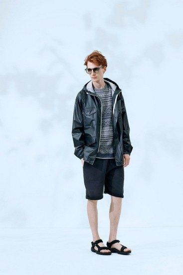 Марка Norse Projects опубликовала лукбук весенней коллекции одежды. Изображение № 16.